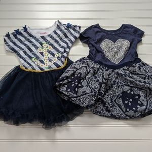 Two 2T dresses